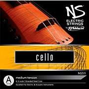 D'Addario NS Electric Cello A String