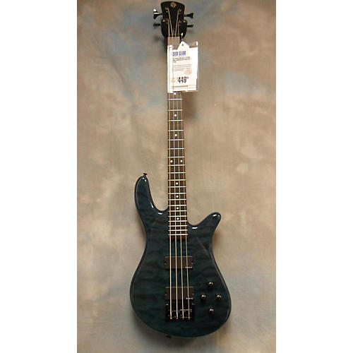 Spector NS2 4 String Electric Bass Guitar-thumbnail