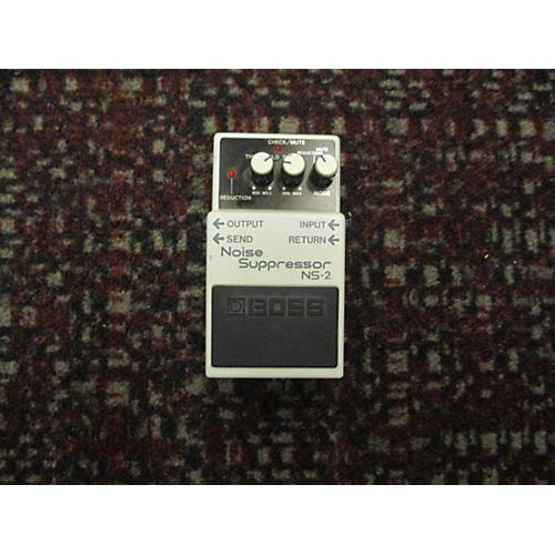 Boss NS2 Noise Suppressor Effect Pedal