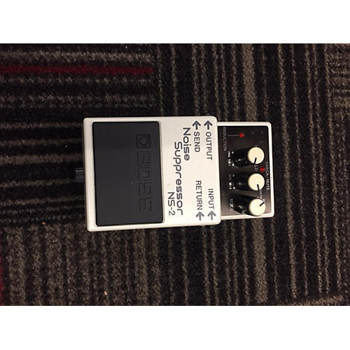 Boss NS2 Noise Suppressor Effect Pedal-thumbnail