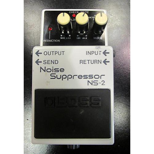 Boss NS2 Noise Suppressor Effect Pedal-thumbnail