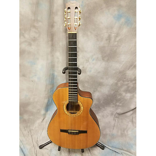 Taylor NS24CE Classical Acoustic Electric Guitar Natural
