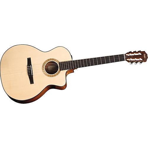 Taylor NS24CE Nylon-String Grand Auditorium Acoustic-Electric Guitar-thumbnail
