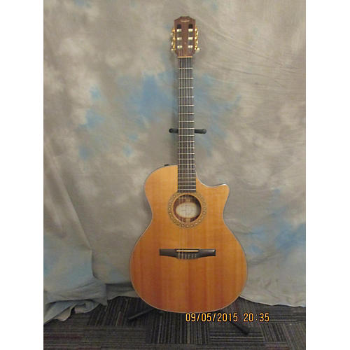 Taylor NS34CE Natural Classical Acoustic Electric Guitar-thumbnail