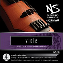 D'Addario NS410 NS Electric Viola Strings
