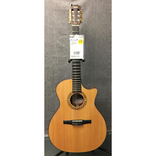 Taylor NS44CE Classical Acoustic Electric Guitar-thumbnail