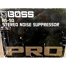 Boss NS50 Noise Gate