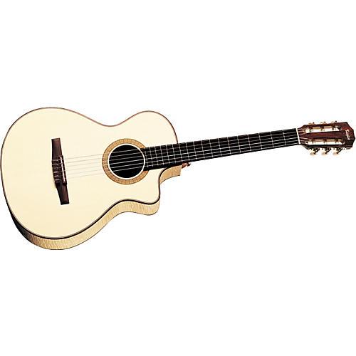 Taylor NS62-CE Nylon String Grand Concert Cutaway Acoustic-Electric Guitar-thumbnail