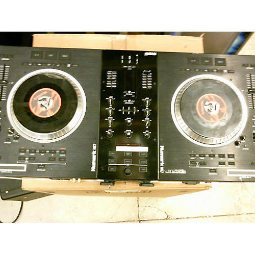 Native Instruments NS7 DJ Controller DJ Mixer