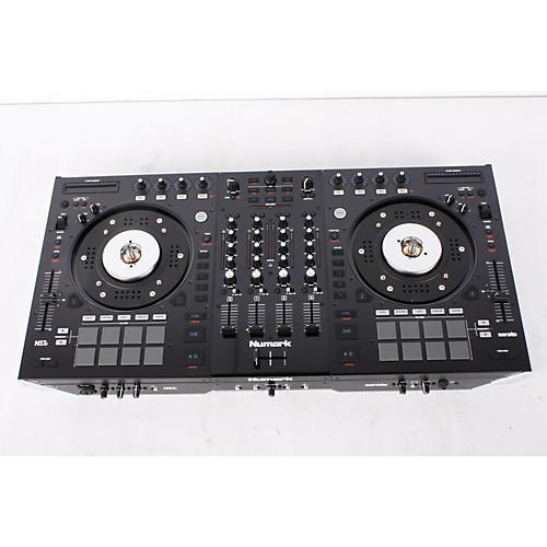 Numark NS7II - 4 Channel DJ Performance Controller  888365167787