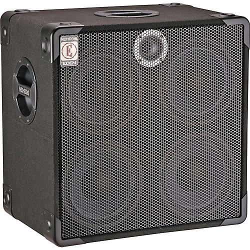 Eden NSP410E 4x10 Bass Extension Cabinet