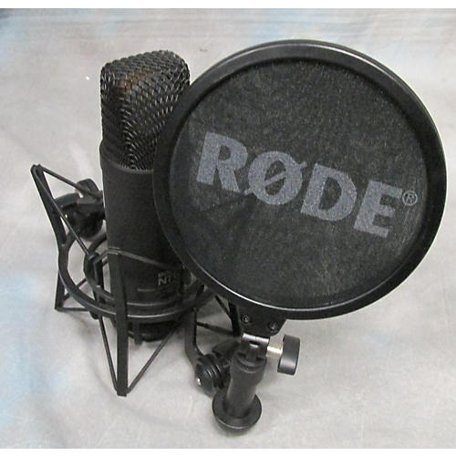 Rode Microphones NT-1 Condenser Microphone