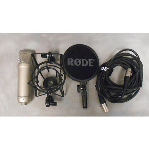 In Store Used NT1-A Condenser Microphone-thumbnail