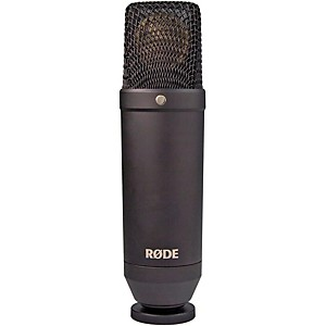 Rode Microphones NT1 Cardioid Condenser Microphone by Rode Microphones