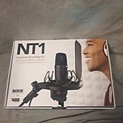 Rode Microphones NT1 Complete Recording Kit Condenser Microphone