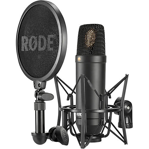 Rode Microphones NT1 Condenser Microphone Package-thumbnail