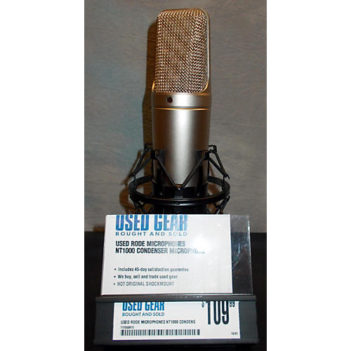 Rode Microphones NT1000 Condenser Microphone-thumbnail