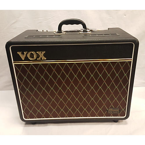 used vox nt15c1 night train 1x12 15w tube guitar combo amp guitar center. Black Bedroom Furniture Sets. Home Design Ideas