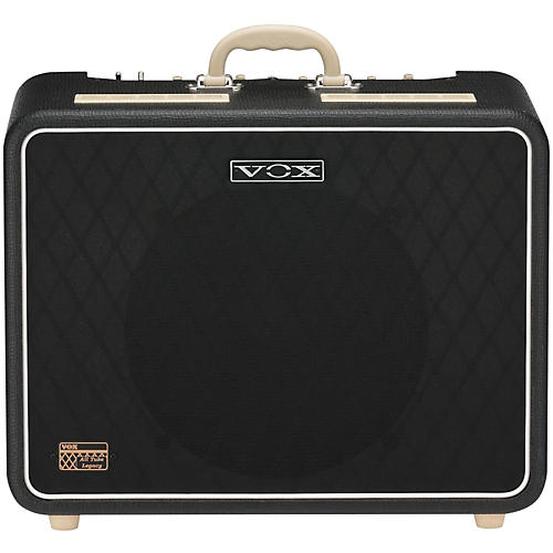 Vox NT15C1 Night Train G2 15W 1x12 Tube Guitar Combo  Black Black
