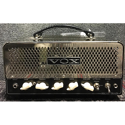 used vox nt15h night train 15w tube guitar amp head guitar center. Black Bedroom Furniture Sets. Home Design Ideas