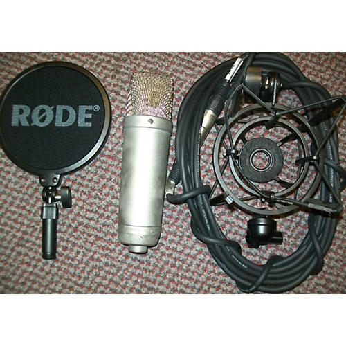 Rode Microphones NT1A Bundle Recording Microphone Pack