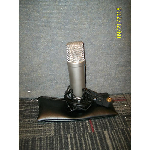 Rode Microphones NT1A Chrome Condenser Microphone