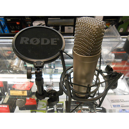 In Store Used NT1A Condenser Microphone-thumbnail