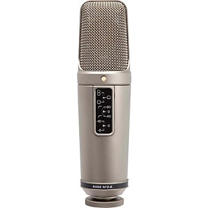 Rode Microphones NT2-A Studio Condenser Microphone Bundle by Rode Microphones