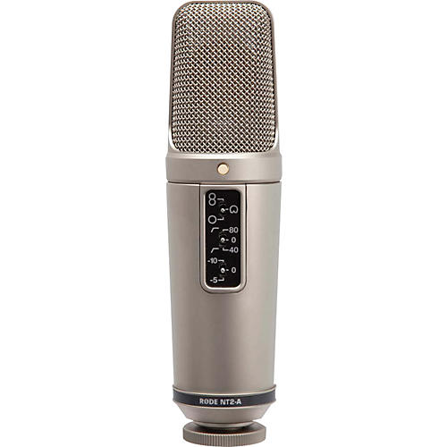 Rode Microphones NT2-A Studio Condenser Microphone Bundle-thumbnail