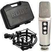 Rode Microphones NT2000 Variable Pattern Condenser Microphone