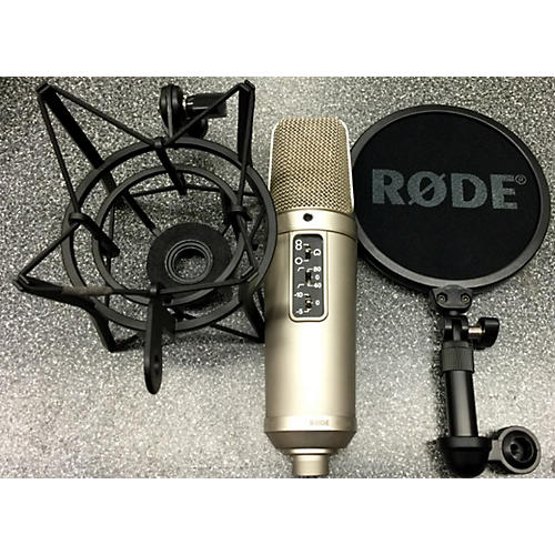 In Store Used NT2A Condenser Microphone-thumbnail