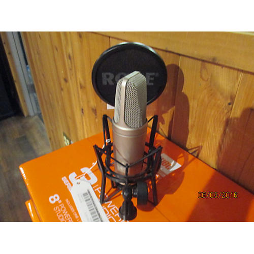 Rode Microphones NT2A Condenser Microphone-thumbnail