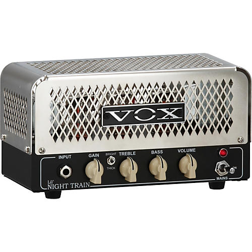 vox nt2h lil 39 night train 2w tube guitar amp head guitar center. Black Bedroom Furniture Sets. Home Design Ideas