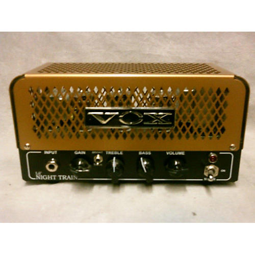 Vox NT2H Night Train 2W Tube Guitar Amp Head-thumbnail