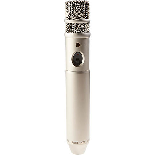 Rode Microphones NT3 Hypercardioid Condenser Microphone-thumbnail
