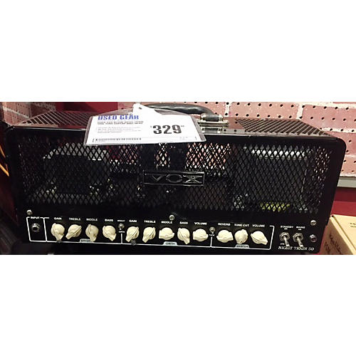 Vox NT50H Night Train 50W Tube Guitar Amp Head-thumbnail