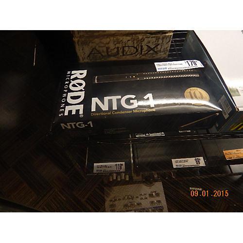 Rode Microphones NTG-1 Condenser Microphone