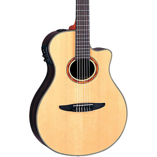 Yamaha NTX1200R Acoustic-Electric Classical Guitar-thumbnail