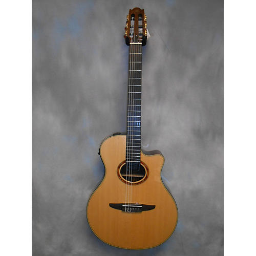 Yamaha NTX1200R Classical Acoustic Electric Guitar-thumbnail