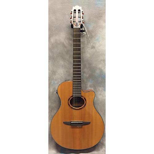 Yamaha NTX700 Classical Acoustic Electric Guitar-thumbnail
