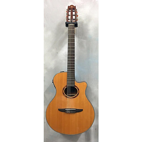 Yamaha NTX700 Classical Acoustic Electric Guitar-thumbnail
