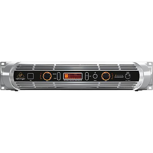 Behringer NU6000DSP INUKE 2CH PWR AMP