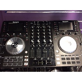 used numark nv dj dj controller guitar center. Black Bedroom Furniture Sets. Home Design Ideas