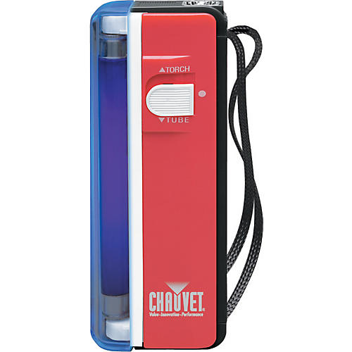 Chauvet NV-F4 Handheld Blacklight With Flashlight