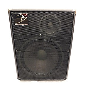 Pre-owned Bergantino NV115 Bass Cabinet by Bergantino