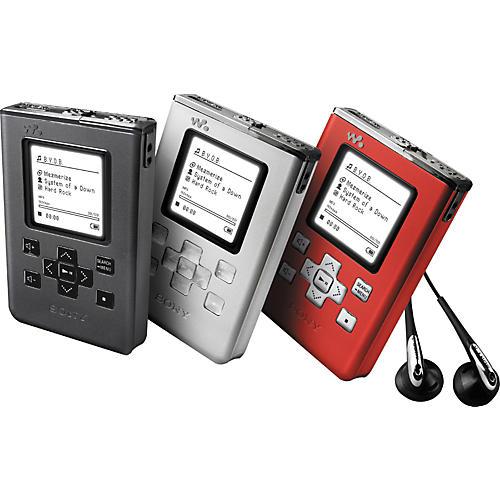 Sony NWHD5 20GB Digital Walkman-thumbnail