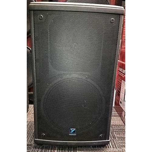 used yorkville nx25p powered speaker guitar center. Black Bedroom Furniture Sets. Home Design Ideas
