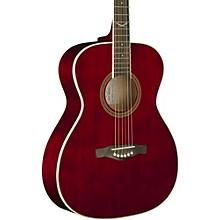 EKO NXT Series Auditorium Acoustic Guitar Level 1 Wine Red