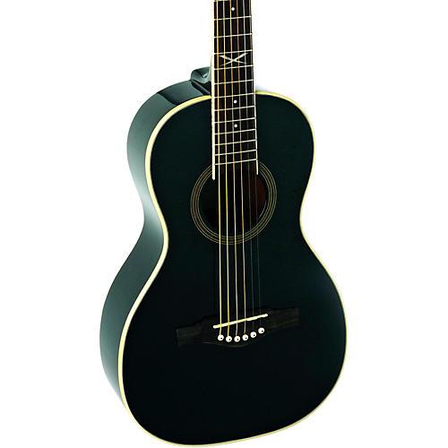 EKO NXT Series Parlor Acoustic Guitar Black-thumbnail
