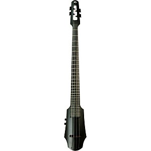 NS Design NXTa Active Series 4 String Fretted Electric Cello in Black